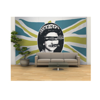 God Save the Queen Wall Mural from AllPosters.com