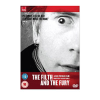 The Filth and the Fury - DVD [UK]