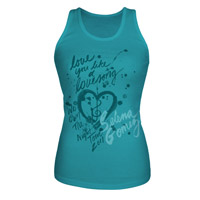 "Selena Gomez ""Love You Like"" Girls Tank Top"