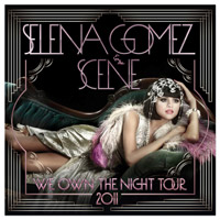 "Selena Gomez ""Summer 2011"" Tour Program"