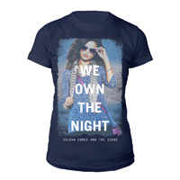 "Selena Gomez ""We Own"" Junior Tee"