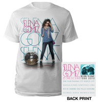"Selena Gomez ""Disco Ball"" Tee"