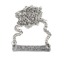 Selena Gomez Stars Dance Necklace