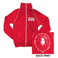 Face Of The Wolf Track Jacket