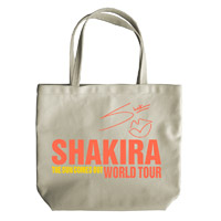 Shakira Sun Comes Out Tour Tote Bag