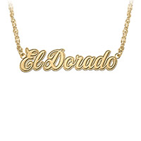 Shakira El Dorado Necklace