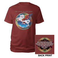 Steve Miller Band Pegasus 2012-2013 Tour Tee
