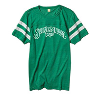 Steve Miller Band Logo Football Tee