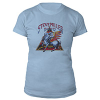 Pegasus Triangle Ladies Tee