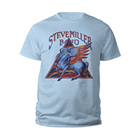 Steve Miller Band Pegasus Triangle Kid's Tee