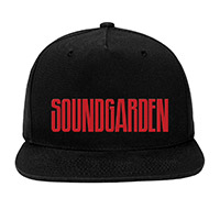 Soundgarden Snap Back Hat