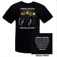 Sons Of Sylvia Fall Tour Tee