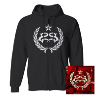 StoneSour  Hydrograd Hoodie and CD Bundle