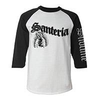 Limited Edition Santeria Mens Raglan