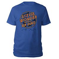 Stevie Wonder Sir Duke Tee