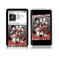 SOAD iPod Classic Skin