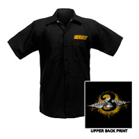 Embroidered Workshirt