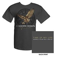 Time Of My Life Event Tee