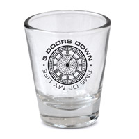 Time Of My Life Shot Glass