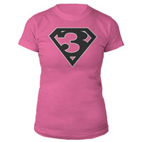 Superman Logo Junior Tee