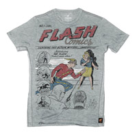 """The Flash"" Fastest Man Alive Tee"