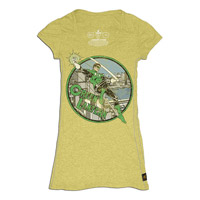 Green Lantern The Emerald Gladiator Tee