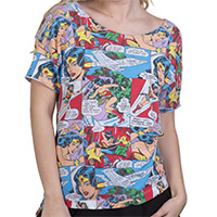 Wonder Woman Pullover