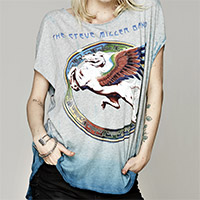 The Steve Miller Band Pegasus Crossover Back Muscle Tee