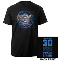 30 Years Strong Tour Tee