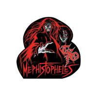 Trans-Siberian Orchestra Mephistopheles Blinky Button