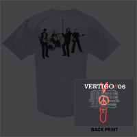 Vertigo Shirt, Aus/NZ Dates