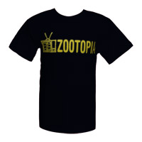 Zootopia T-Shirt, Debut Edition, Men's
