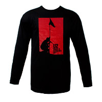 Under a Blood Red Sky, Long Sleeve