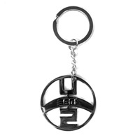360 Tour Logo Key Tag