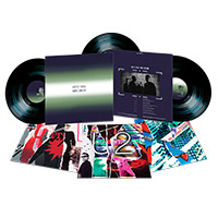 U2 'ARTIFICIAL HORIZON' Triple Vinyl Set