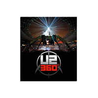 U2 360 European Tour Program