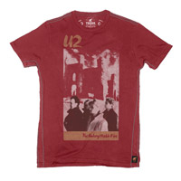 U2 The Unforgettable Fire '84 Tee
