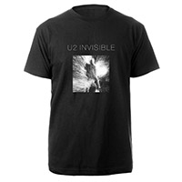 U2 Invisible T-Shirt*