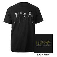 U2ie Tour Photo Logo T-shirt*
