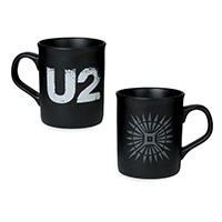 U2 Songs Of Innocence Tattoo Mug