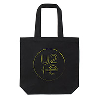 U2ie Tour Logo Tote Bag