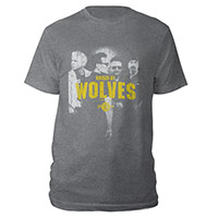 U2ie Tour Raised By Wolves Tee*