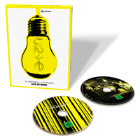 U2 iNNOCENCE + eXPERIENCE Live In Paris Deluxe Edition (2DVD)