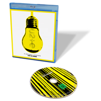 U2 iNNOCENCE + eXPERIENCE Live In Paris Blu-ray (DVD)