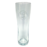 U2ie Fluted Pint Glass