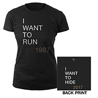 The Joshua Tree I Want To Run Women's T-Shirt