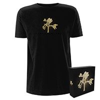 The Joshua Tree Super Deluxe 4CD & T-shirt