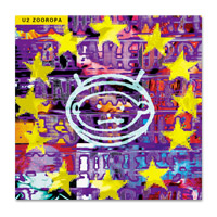 Zooropa - Digital Album - MP3