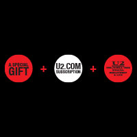 Bundle U2.com Gift Subscription - From the Ground Up Plus U22 Plus ZOOTVLIVE