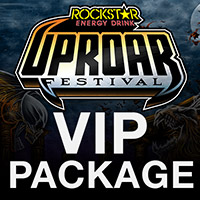 UPROAR Festival VIP Package